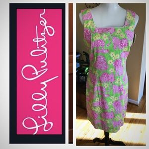 FINAL PRICE LILLY PULITZER-NWOT lounging lion prt